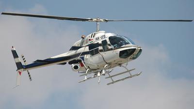HA-LFS - Agusta-Bell AB-206B JetRanger II - Heli Hungary