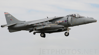ZG501 - British Aerospace Harrier GR.9 - United Kingdom - Royal Air Force (RAF)