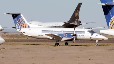 A picture of N16723 -  - [] - © Mark Abbott