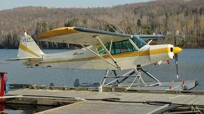 C-FKEF - Piper PA-18-125 Super Cub - Air Mont-Laurier