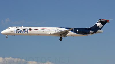 N848SH - McDonnell Douglas MD-83 - Aeroméxico Travel