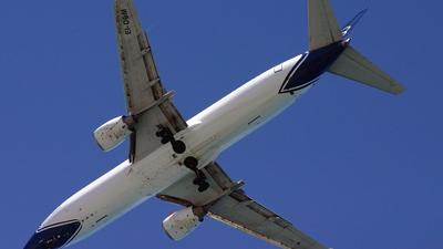 EI-DGM - Boeing 737-4C9 - Blue Panorama Airlines