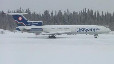 RA-85794 - Tupolev Tu-154M - Yakutia Airlines