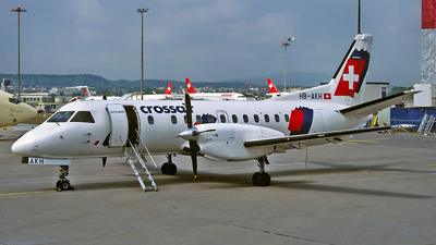 HB-AKH - Saab 340B - Crossair