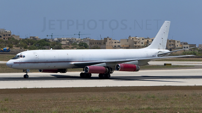 9G-AED - Douglas DC-8-62(AF) - Air Charter Express
