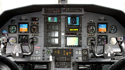 N585PB - Pilatus PC-12/45 - Private