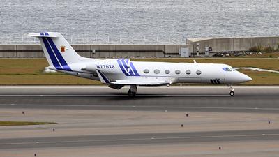 A picture of N770XB - Gulfstream G450 - [4117] - © GSR