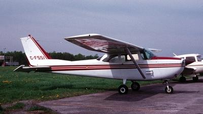A picture of CFSSI - Cessna 172G Skyhawk - [17253658] - © Pierre Langlois