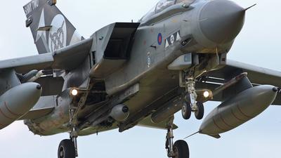 ZD748 - Panavia Tornado GR.4 - United Kingdom - Royal Air Force (RAF)