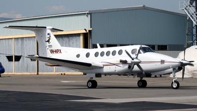 VH-HPX - Beechcraft 200 Super King Air - Private
