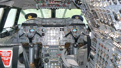 G-BOAC - Aérospatiale/British Aircraft Corporation Concorde - British Airways