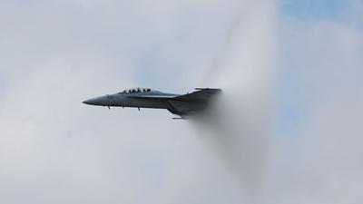 166453 - Boeing F/A-18F Super Hornet - United States - US Navy (USN)