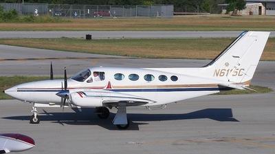 N6115C - Cessna 421C Golden Eagle - Private