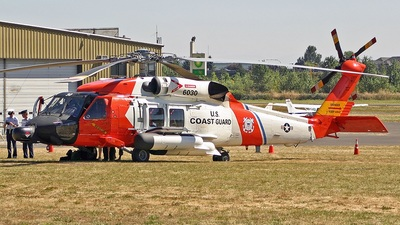 6030 - Sikorsky HH-60J Jayhawk - United States - US Coast Guard (USCG)