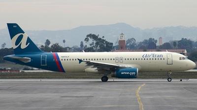 N951LF - Airbus A320-232 - airTran Airways (Ryan International Airlines)
