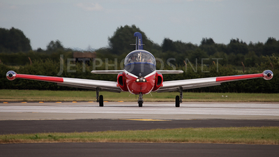 G-BWGF - Jet Provost T.5A - Private
