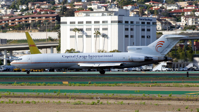 N899AA - Boeing 727-223(Adv)(F) - Capital Cargo International Airlines