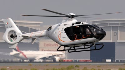 A6-FLA - Eurocopter EC 135P2 - Falcon Aviation Services
