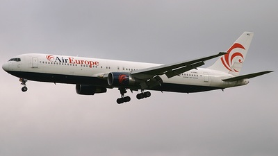 I-VIMQ - Boeing 767-3Q8(ER) - Air Europe SpA