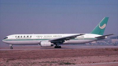 B-2568 - Boeing 767-3W0(ER) - China Yunnan Airlines