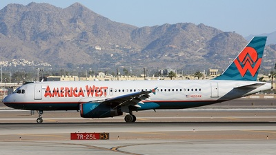 N655AW - Airbus A320-232 - America West Airlines