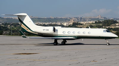 VP-CAE - Gulfstream G450 - Private