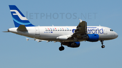 OH-LVF - Airbus A319-112 - Finnair