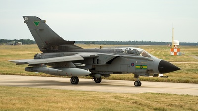 ZA613 - Panavia Tornado GR.4 - United Kingdom - Royal Air Force (RAF)