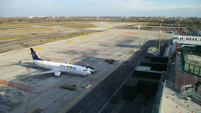 LIPE - Airport - Ramp