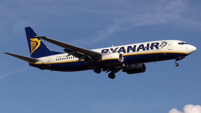EI-DAV - Boeing 737-8AS - Ryanair