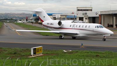PP-JMJ - Cessna 750 Citation X - Private