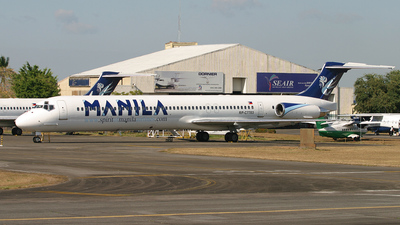 RP-C7703 - McDonnell Douglas MD-83 - Spirit of Manila Airlines