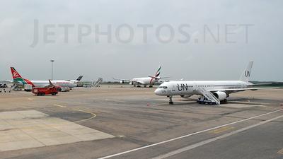 DGAA - Airport - Ramp