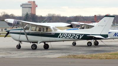 N9925V - Cessna 172M Skyhawk - Private