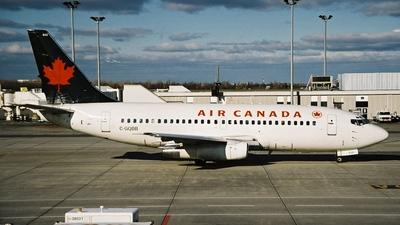 C-GQBB - Boeing 737-296(Adv) - Air Canada