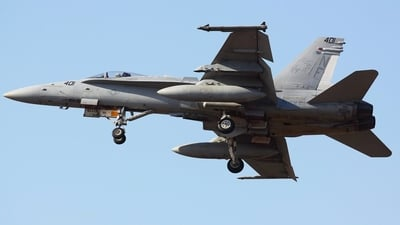164966 - McDonnell Douglas F/A-18C Hornet - United States - US Navy (USN)