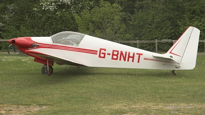 A picture of GBNHT - Alpavia Fournier RF3 - [80] - © Paul Chandler