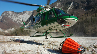I-CFSW - Agusta-Bell AB-412 - Italy - Forestale