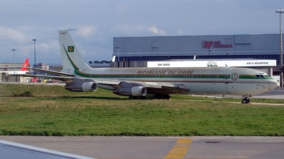9T-MSS - Boeing 707-382B - Zaire - Government