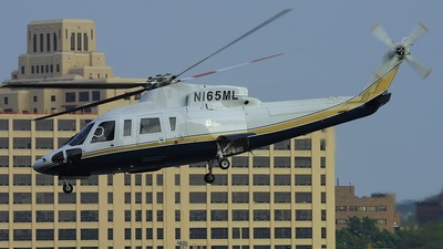N165ML - Sikorsky S-76C+ - Private