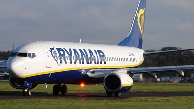 EI-DHJ - Boeing 737-8AS - Ryanair