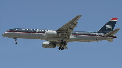 N621AU - Boeing 757-2B7 - US Airways
