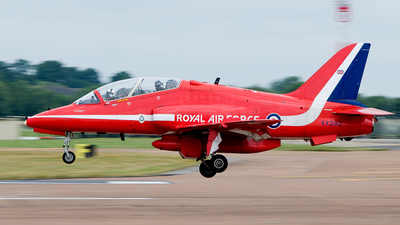 XX292 - British Aerospace Hawk T.1W - United Kingdom - Royal Air Force (RAF)