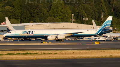 N820BX - Douglas DC-8-71(F) - Air Transport International (ATI)