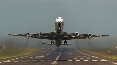 HP-441WAP - Douglas DC-8-63(CF) - Arrow Panama