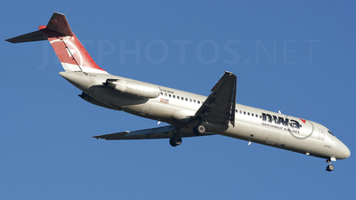 N763NW - McDonnell Douglas DC-9-41 - Northwest Airlines