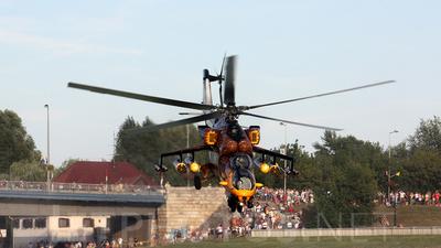 716 - Mil Mi-24V Hind E - Hungary - Air Force
