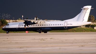 5H-PAU - ATR 72-212 - Precision Air