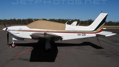 VH-CAV - Piper PA-28R-201T Turbo Arrow III - Private