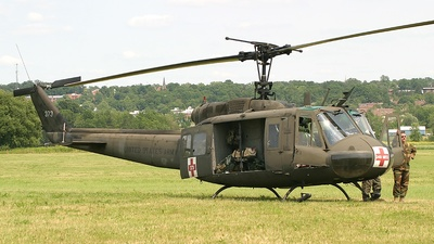 373 - Bell UH-1D Iroquois - United States - US Army